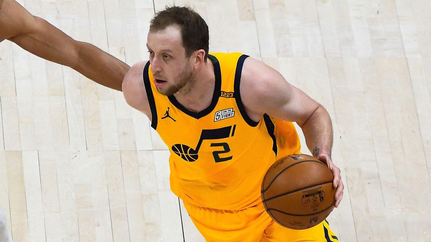 Joe Ingles has career night in Utah Jazz upset loss to Washington Wizards