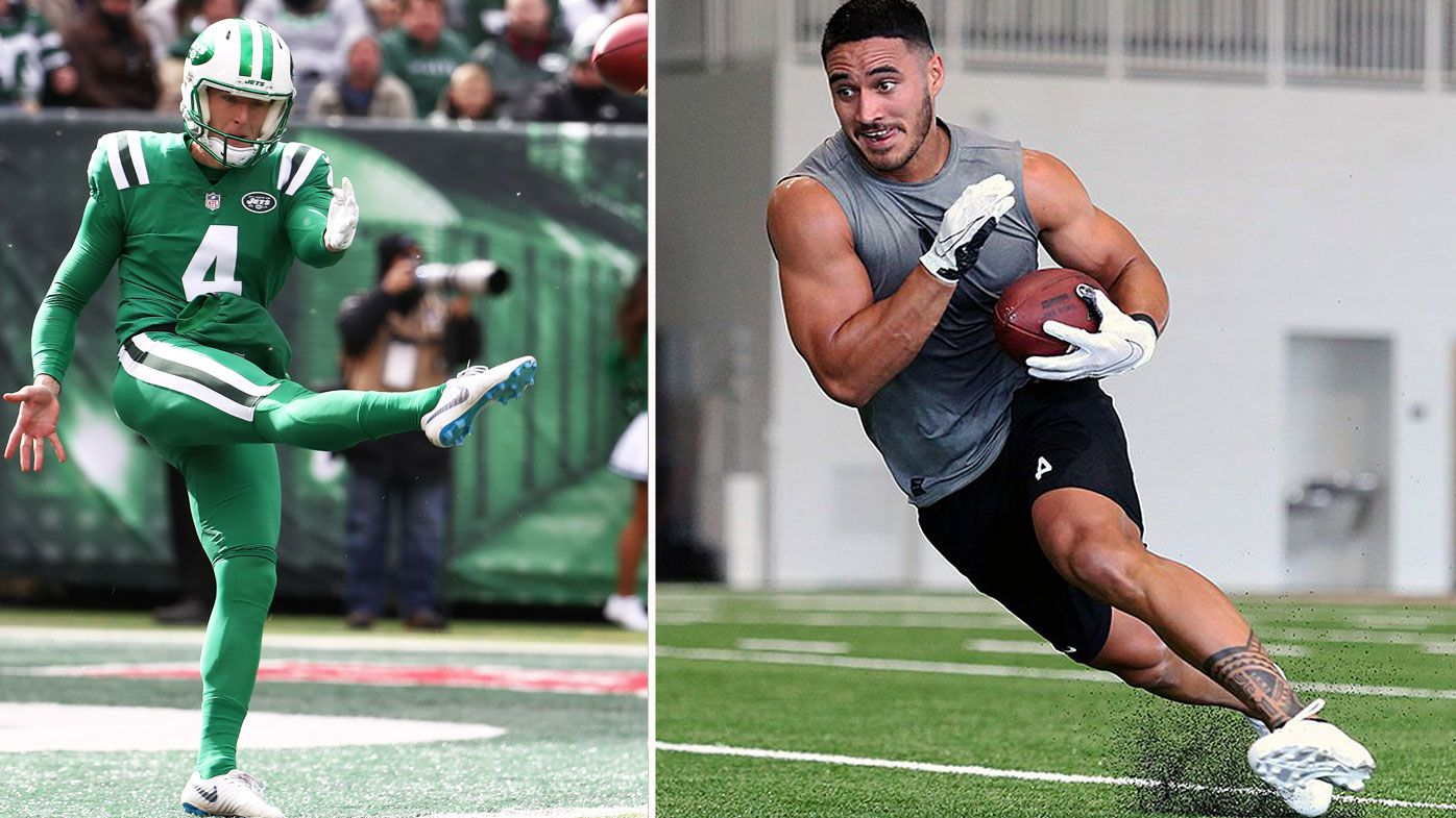 New York Jets' Aussie punter Lachlan Edwards reveals hurdles NFL rookie Valentine Holmes must overcome to play as a returner