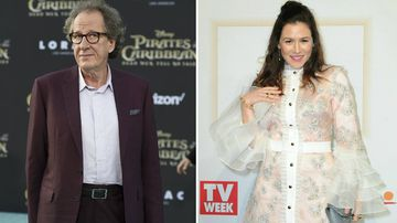 Orange Is The New Black star accuses Geoffrey Rush