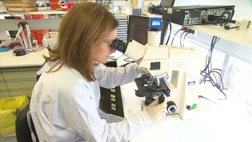 Doctors researched cases of 500 women with Endometriosis. Image: 9News