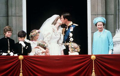 Prince Charles weds Lady Diana Spencer, July 1982