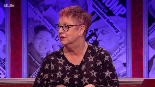 UK Comedian Jo Brand. (BBC)