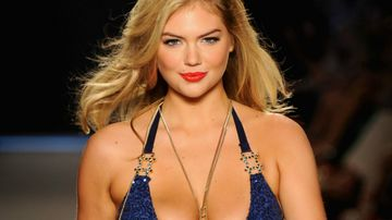 Kate Upton. (Frazer Harrison/Getty Images for Beach Bunny)