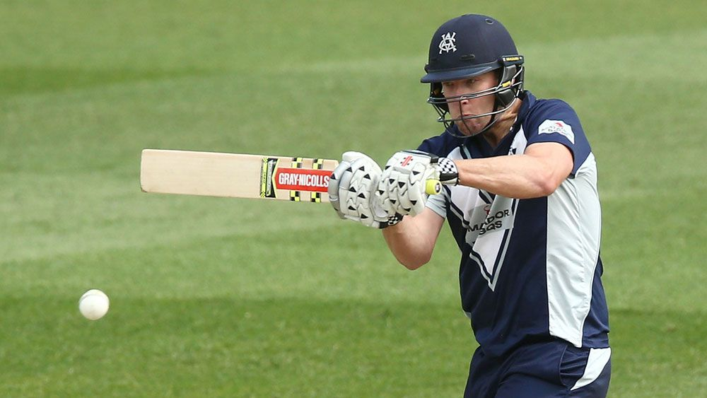 Cameron White scored his second century of the season. (Getty)