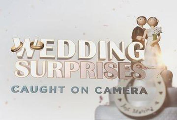 Wedding Surprises: Caught On Camera