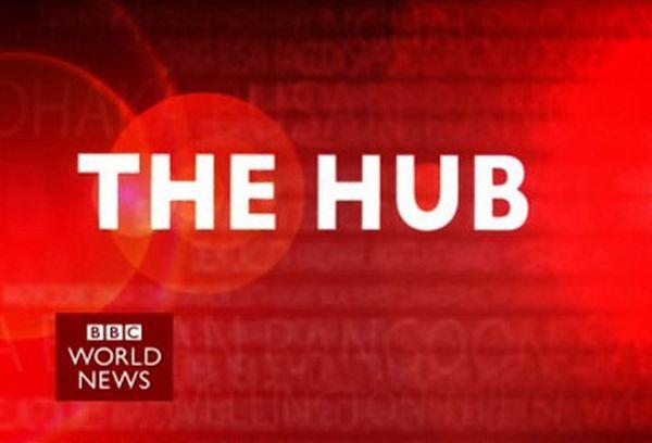BBC World News: The Hub
