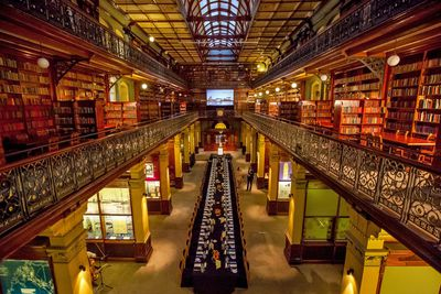 <strong>Mortlock Wing State Library, Adelaide</strong>