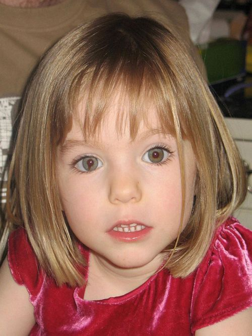 Madeleine Beth McCann vanished in May 2007 while on holiday with her family in Praia da Luz, Portugal. The case remains unsolved. (Supplied)
