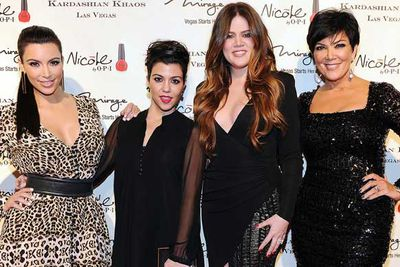 """According to UK <i>Star Magazine</i>, the Kardashians the family were """"endorsing and selling fashion products manufactured in foreign sweatshops, where workers... as young as sixteen, [were] abused and virtually imprisoned."""" The Executive Director of The Institute for Global Labour and Human Rights, Charles Kernaghan claimed temperatures inside the factories could reach over 100 degree Farenheit, and claimed workers earning as little as $15 a month couldn't """"stand up and stretch."""" And you thought """"Momager"""" Kris Jenner worked her daughters too hard!"""