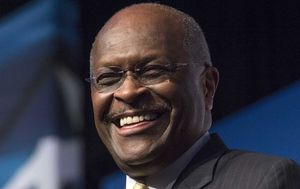 Top Trump supporter Herman Cain hospitalised with coronavirus after attending rally