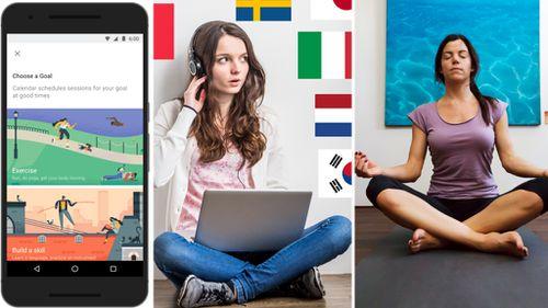New Google Calendar 'Goals' tool will organise your hobbies and aspirations