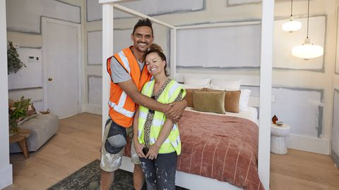 The Block 2019: Deb and Andy week one room reveal