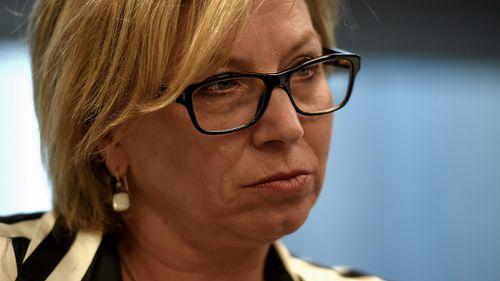 Anti-domestic violence campaigner Rosie Batty.
