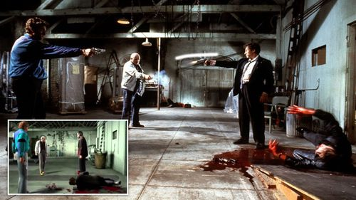 Australians can watch this Reservoir Dogs scene until their heart is content, however playing the exact same scene in a video game is too much gore for adults to handle according to the Classification Board.