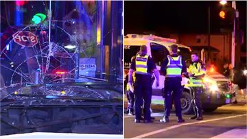 Four people have been hit by buses in Sydney and Melbourne in the past week.