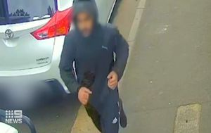 Footage released after man's skull fractured in alleged roadside attack