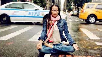 <p>Two Mexicans were also on board, including Daniela Ayón, the government said. </p><p> A picture from her Facebook page shows her in New York performing two of what she called life's simple pleasures: yoga and travel. (Supplied)</p>