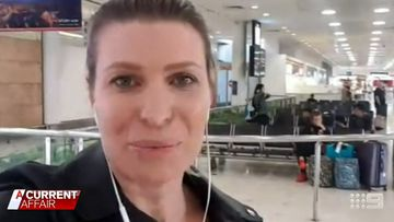 TV reporter forced into isolation after NZ holiday