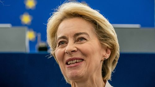 Ursula von der Leyen had most recently served as Germany's defence minister.