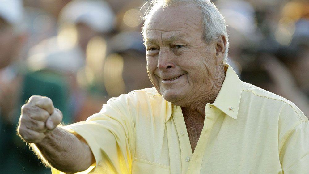 Golf: Legend Arnold Palmer dead at 87