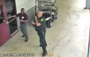 Parkland cop arrested after doing nothing during massacre