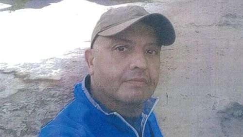 "Julio Ascui, known as ""Lester"", has been missing since December 29. (Victoria Police)"