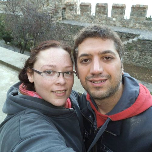 Sarah Mazi, 33, and her husband, Omer, 41, died at the scene. Picture: Supplied