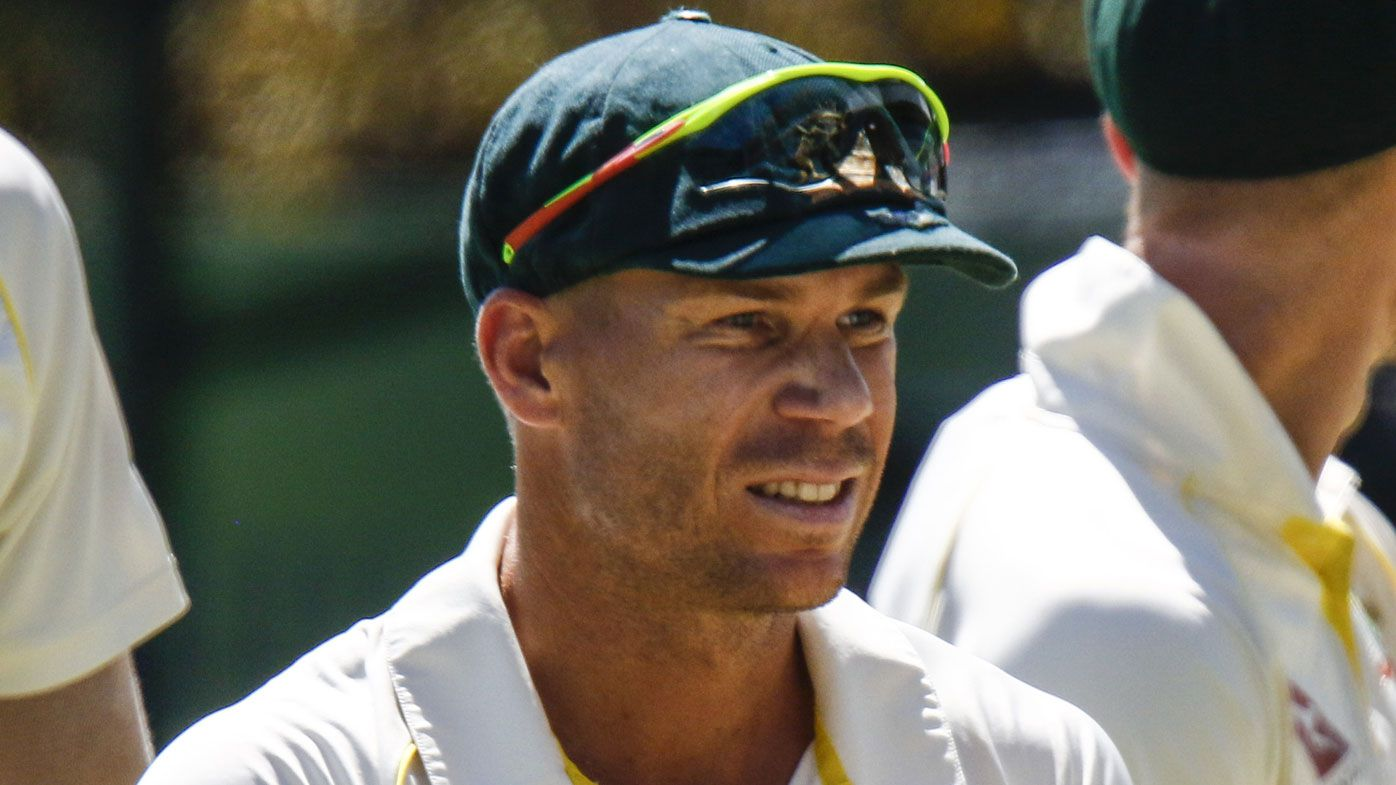 Disgraced cricketer David Warner joins Nine's commentary team