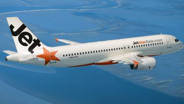 Jetstar Asia suspends China flights over coronavirus fears