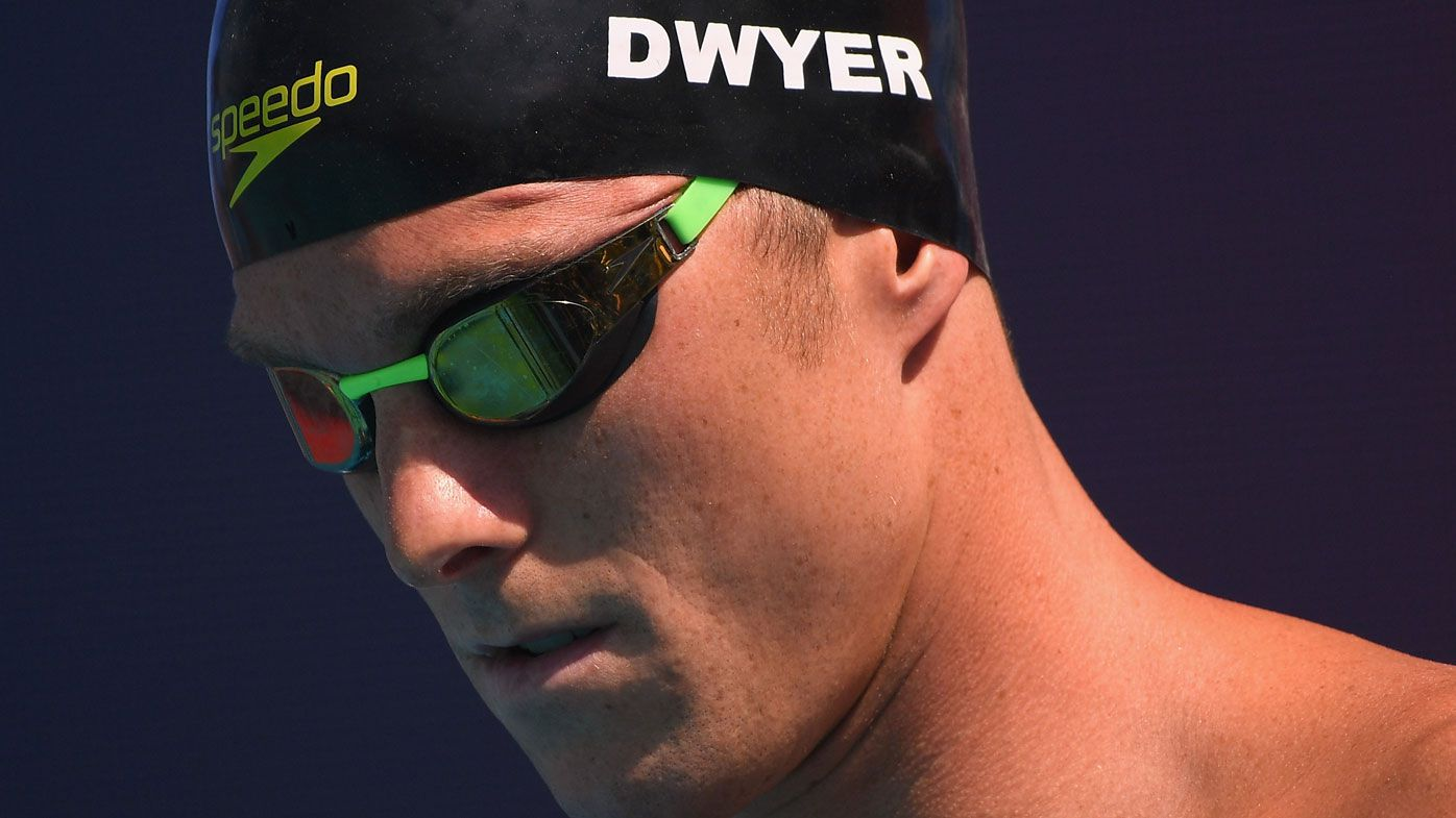 US gold medal swimmer Conor Dwyer retires after copping 20-month doping ban