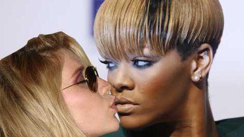 Ke$ha and Rihanna