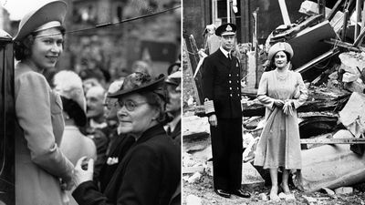 How the royals weathered the Second World War