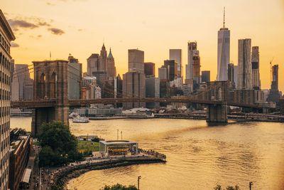 6. Brooklyn Bridge in New York City, New York