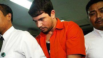 Executed Brazilian inmate Rodrigo Gularte. (9NEWS)