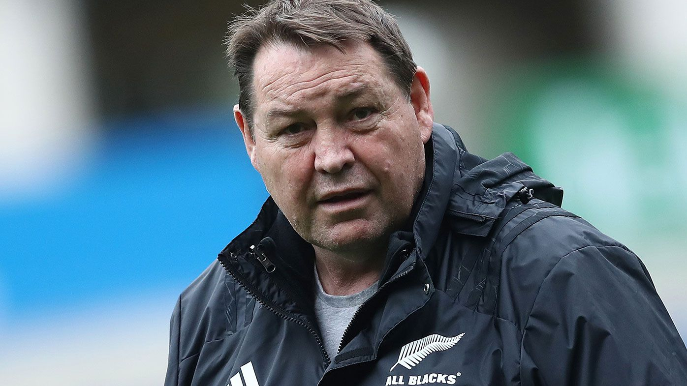 Hansen to quit as All Blacks coach after World Cup