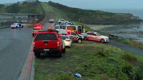 Hill 60 Port Kembla drowning