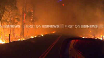 Residents at the small West Australian town of Northcliffe have been told to evacuate immediately if they want to survive the roaring wall of flame nearing their homes. The blaze bearing down at Northcliffe has been described as potentially the worst Western Australia has seen in 50 years. (9NEWS)