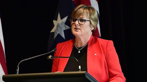 Defence Minister Linda Reynolds.