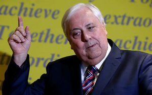 High Court rejects Clive Palmer's final bid to tear down WA border ban