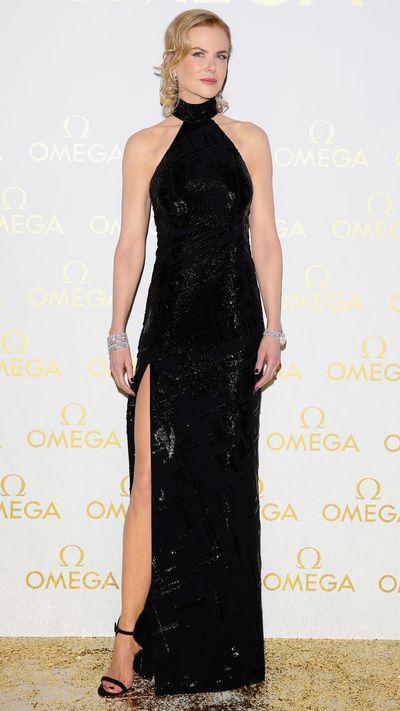 Nicole Kidman: Now...