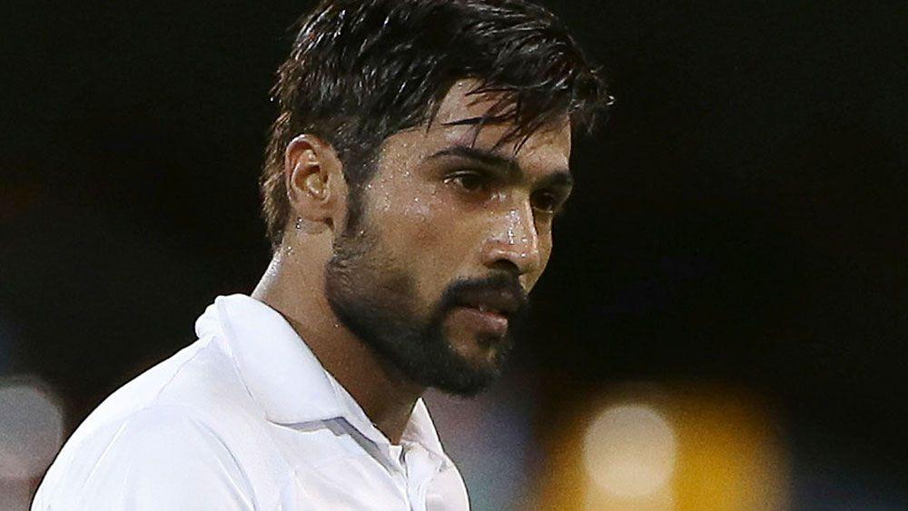 Mohammad Amir. (AAP)
