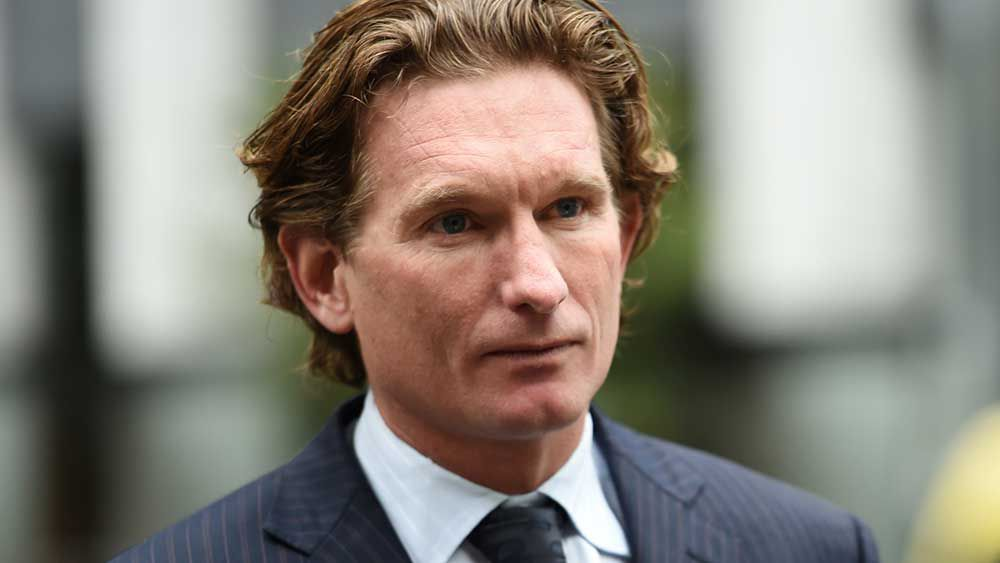 James Hird suffers 'intentional overdose'