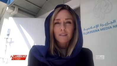 Brave Kiwi journalist describes face-to-face moment with the Taliban