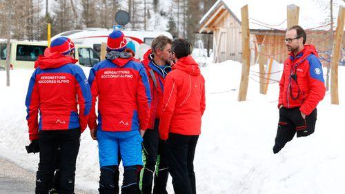 Six dead following avalanche near Italian-Austrian border