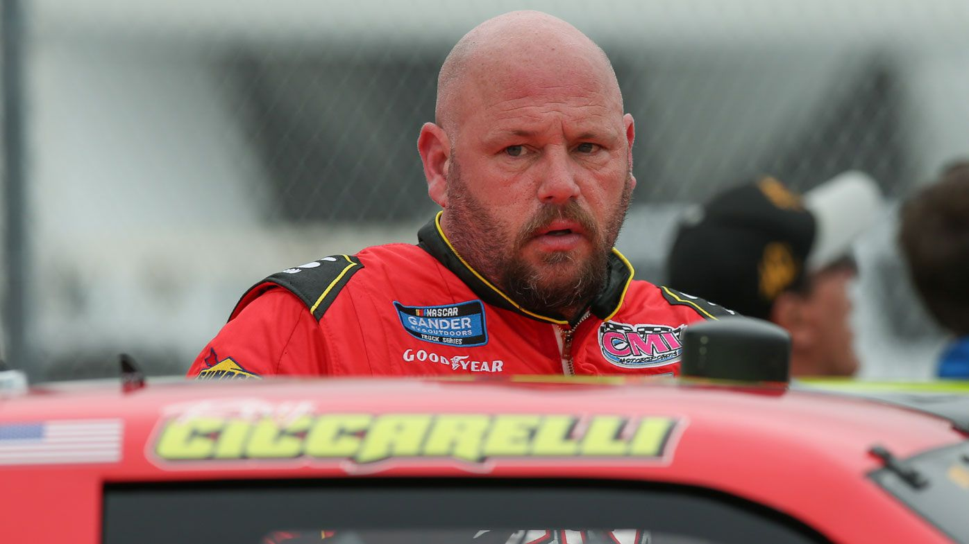 'It doesn't make them a racist': NASCAR driver quits motorsport after confederate flag ban