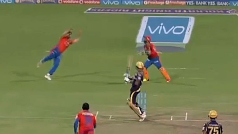 Lions' Raina pulls off 'catch of the year' in IPL
