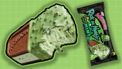 Maxibon launches 'Pickle Rick'-inspired ice-cream