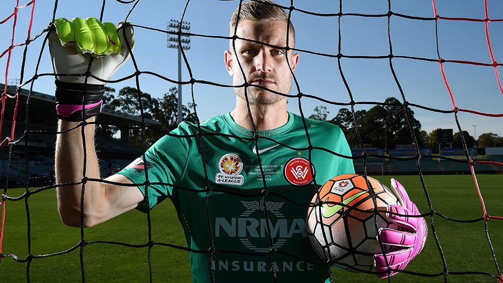 Andrew Redmayne hoping to fill Danny Vukovic's gloves at Sydney FC