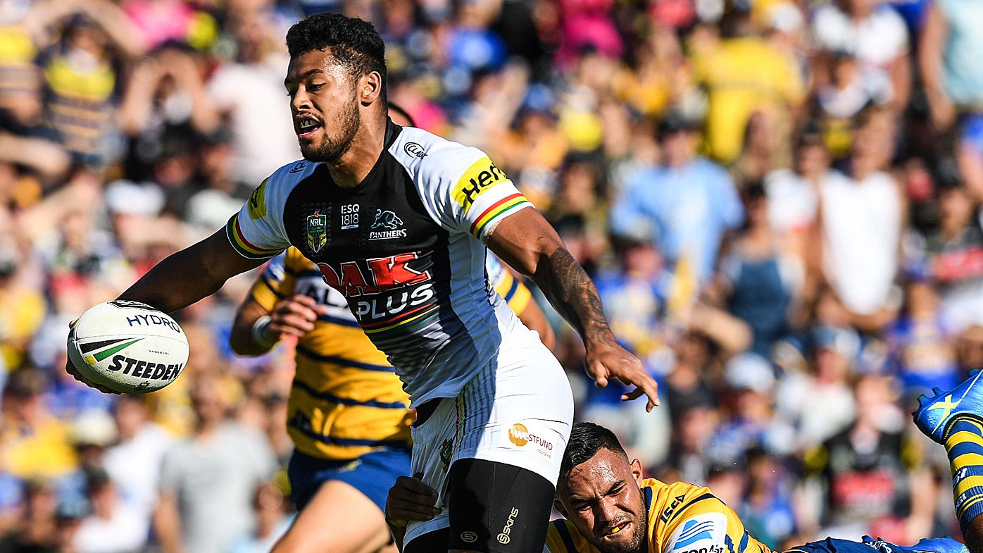 Panthers' long range assault leads to win, but was Waqa Blake out?