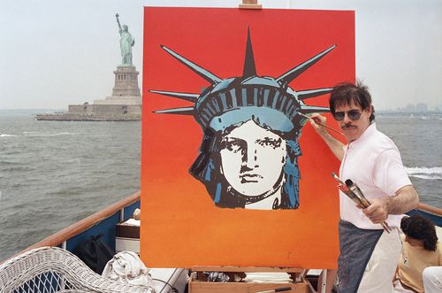 In recent years, some family members claimed that prolific artist Peter Max was being mistreated and asked to sign his name to work created by a team of other artists.